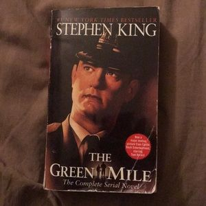 The Green Mile by Stephen King book